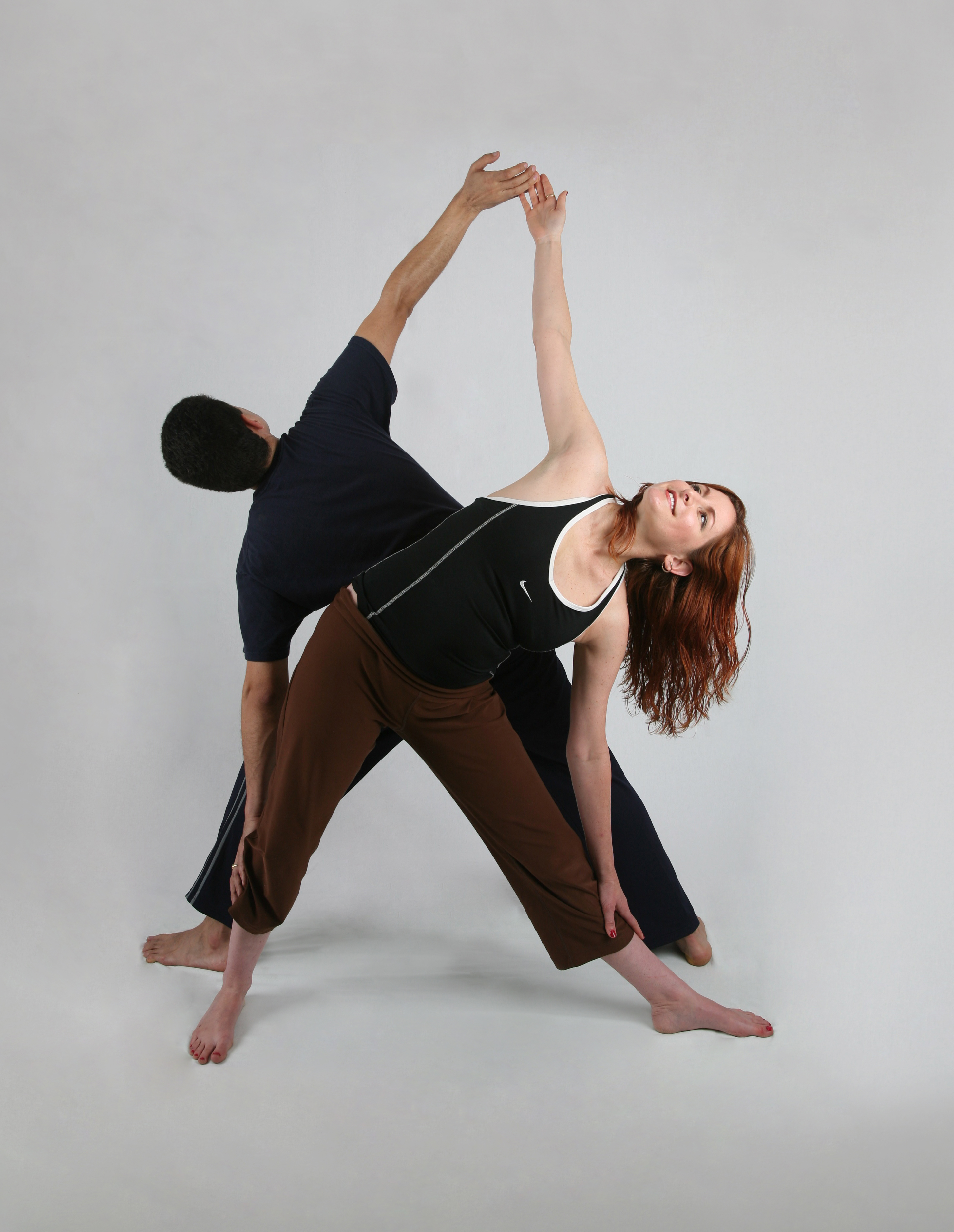What Happens in Couples Yoga, Stays in….