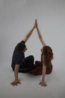 Couples Yoga Classes at Amrita, Fishtown  – Winter, 2015