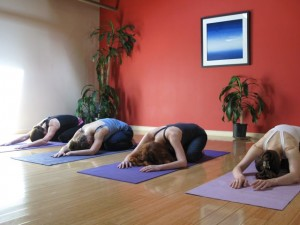 Healing  and Restorative Yoga for Cancer