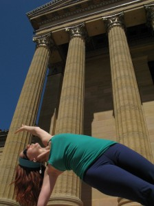 yoga for good health, vitality and flexibility