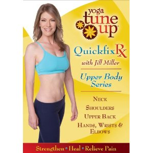 Yoga Neck Shoulder Pain Jill Miller Kneehab Yoga Tuneup Kneepain